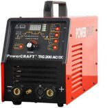 Lincoln Electric PowerCRAFT TIG 200 AC/DC